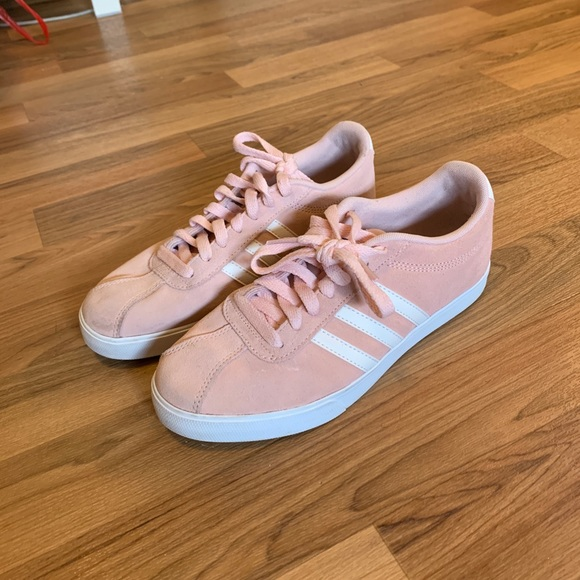 Adidas neo - Pink - Comfort footbed